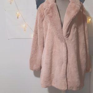 Faux Fur coat NEW